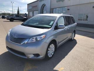Used 2016 Toyota Sienna LE ALL WHEEEL DRIVE,7 PASSENGER for sale in Slave Lake, AB