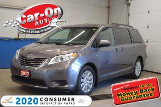 Used 2017 Toyota Sienna AWD LE LOADED for sale in Ottawa, ON