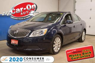 Used 2015 Buick Verano HEATED SEATS LOADED WITH OPTIONS for sale in Ottawa, ON
