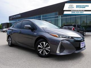 Used 2018 Toyota Prius Prime HYBRID | NAV | WIRELESS CHARGING PAD |   - $160 B/W for sale in Brantford, ON