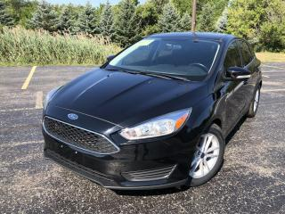 Used 2016 Ford Focus Hatchback SE 2WD for sale in Cayuga, ON