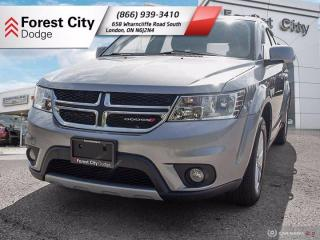 Used 2018 Dodge Journey SXT for sale in London, ON