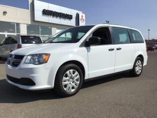 Used 2018 Dodge Grand Caravan CANADA VALUE PACKAGE for sale in Lethbridge, AB