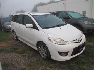 Used 2010 Mazda MAZDA5 GT for sale in Waterloo, ON