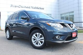 Used 2015 Nissan Rogue SV LOW KM ACCIDENT FREE TRADE.PRICED TO SELL! for sale in Toronto, ON