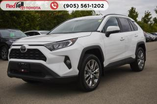 Used 2019 Toyota RAV4 XLE for sale in Hamilton, ON