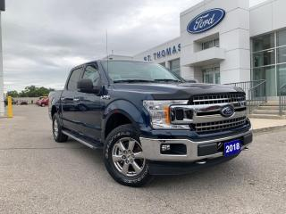 Used 2018 Ford F-150 XLT XTR 4x4/Tailgate Step/Bluettoth/18 Alloy Wheels for sale in St Thomas, ON