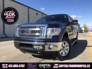 Used 2014 Ford F-150 XLT SuperCrew   EcoBoost *Bluetooth *Alloy 19