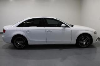 Used 2012 Audi A4 2.0T 6sp man qtro Sdn for sale in Mississauga, ON