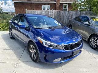 Used 2018 Kia Forte LX New Wiper Blades | Re-alignment | One Owner for sale in Hamilton, ON