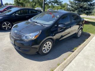 Used 2014 Kia Rio LX+ Re-Alignment | Rear Pads & Rotors | New Wiper Blades for sale in Hamilton, ON