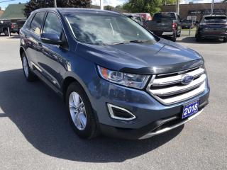 Used 2018 Ford Edge SEL Leather, Nav, USB for sale in Cornwall, ON