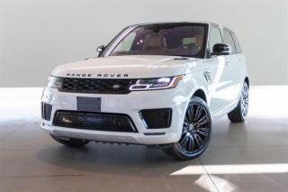 Used 2020 Land Rover Range Rover Sport V8 Supercharged HSE Dynamic for sale in Langley City, BC
