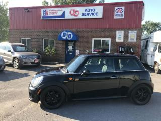 Used 2013 MINI Cooper Only 74K !!  $77 Bi Weekly OAC* !! for sale in Kingston, ON