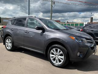 Used 2015 Toyota RAV4 AWD Limited ***PENDING SALE*** for sale in Kitchener, ON