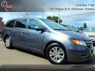Used 2014 Honda Odyssey EX.8-Pass.PowerDoors.LaneWatchCamera.HeatedSeats for sale in Kitchener, ON