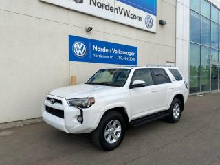 Used 2018 Toyota 4Runner SR5 - 7 PASS / LEATHER / SUNROOOF for sale in Edmonton, AB
