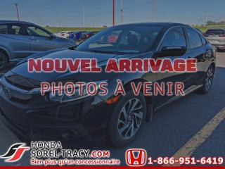 Used 2017 Honda Civic EX-HS 4 portes CVT for sale in Sorel-Tracy, QC