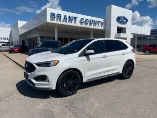 New 2020 Ford Edge ST for sale in Brantford, ON