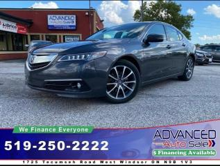 Used 2016 Acura TLX V6 Elite for sale in Windsor, ON