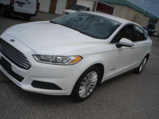 Used 2014 Ford Fusion S Hybrid for sale in Mississauga, ON