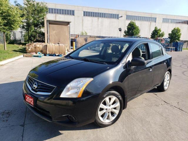 2012 Nissan Sentra Low km, 4 door, Auto, 3/Y warranty available