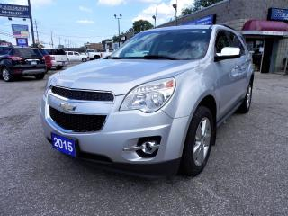 Used 2015 Chevrolet Equinox LT AWD No Accidents for sale in Windsor, ON