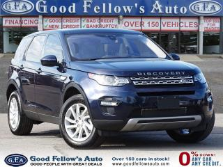 Used 2017 Land Rover Discovery Sport SPORT, NAVI, AWD, PAN ROOF, POWER & LEATHER SEATS for sale in Toronto, ON