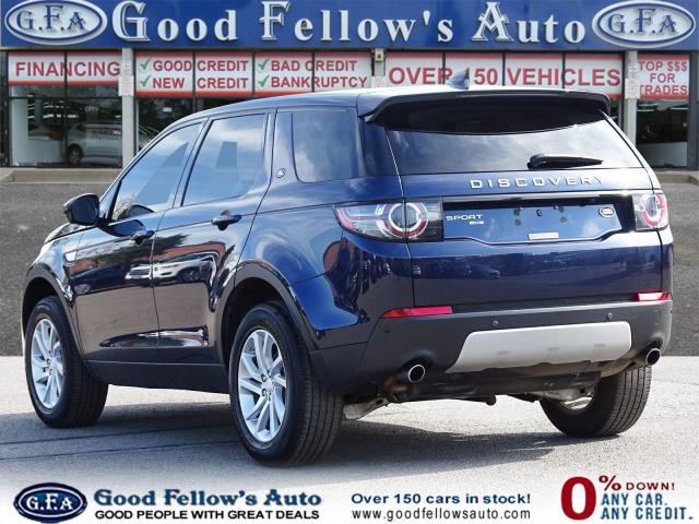 2017 Land Rover Discovery Sport SPORT, NAVI, AWD, PAN ROOF, POWER & LEATHER SEATS