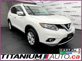 Used 2016 Nissan Rogue SV-TECH+AWD+GPS+360 Camera+Pano Roof+Blind Spot for sale in London, ON