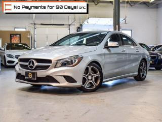 Used 2016 Mercedes-Benz CLA-Class *** SOLD * SOLD *** CLA250 | Lim | Apple CP | Rear for sale in Pickering, ON
