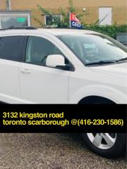 Used 2015 Dodge Journey SE Plus,certified ,no accident for sale in Scarborough, ON