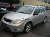 Photo of Silver 2003 Toyota Matrix