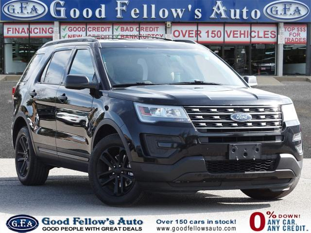 2016 Ford Explorer BASE MODEL, REARVIEW CAMERA, POWER SEATS, 7 PASS