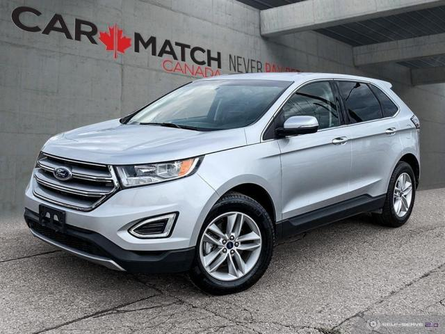 2017 Ford Edge SEL / NAV/ NO ACCIDENTS