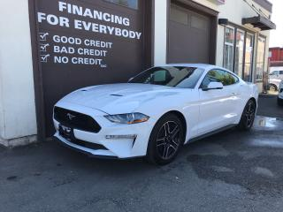 Used 2020 Ford Mustang EcoBoost Premium for sale in Abbotsford, BC