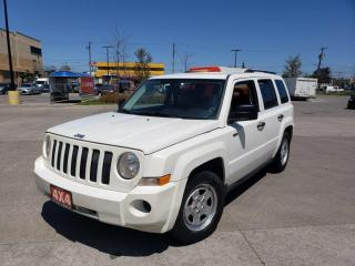 Used 2009 Jeep Patriot Auto, 4X4, LOW KM, 3Y Warranty availabl for sale in Toronto, ON