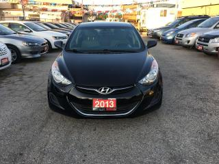 Used 2013 Hyundai Elantra GL for sale in Etobicoke, ON