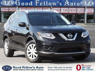 Used 2016 Nissan Rogue Good Or Bad Credit Auto loans ..! for sale in Toronto, ON