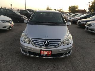 Used 2007 Mercedes-Benz B-Class for sale in Etobicoke, ON