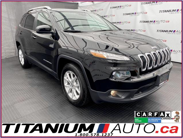 2017 Jeep Cherokee **JUST 567KMs**Camera+V6+Heated Seats+Remote Start