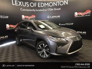 Used 2016 Lexus RX 350 Luxury Package for sale in Edmonton, AB