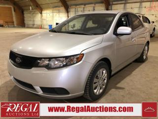 Used 2010 Kia Forte LX 4D Sedan for sale in Calgary, AB