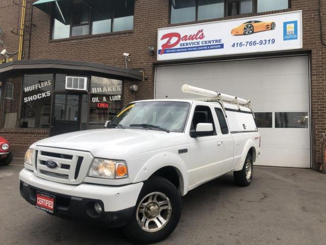 2010 Ford Ranger 2WD-SUPERCAB-SPORT-XL*CERTIFIED*