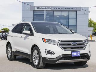 Used 2017 Ford Edge SEL 1 OWNER | CDN TECH AND CLD WTHR PKGS for sale in Winnipeg, MB