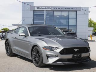 New 2020 Ford Mustang GT Premium 401A PERFORMANCE PKG | NAV for sale in Winnipeg, MB