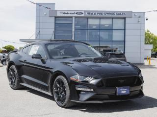 New 2020 Ford Mustang GT BLACK ACCT PKG | FORDPASS | REARCAM for sale in Winnipeg, MB