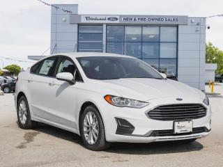New 2020 Ford Fusion SE 3.49%APR | NAV | FORDPASS | BACK UP CAM for sale in Winnipeg, MB