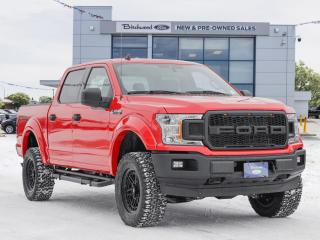 New 2020 Ford F-150 XLT LIFTED TRUCK | LOADED W CUSTOM ACCESSORIES for sale in Winnipeg, MB