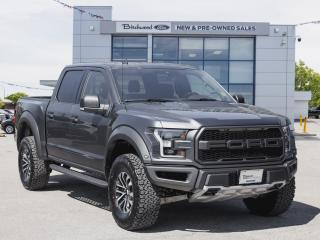 New 2020 Ford F-150 Raptor NAV | FORDPASS | TAILGATE STEP for sale in Winnipeg, MB